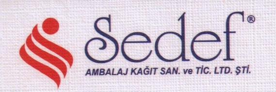 Sedef Ambalaj Kağıt San.Tic.Ltd.Şti.